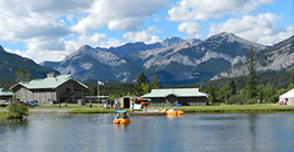 Tim Horton Children's Ranch, Kananaskis Country, Alberta