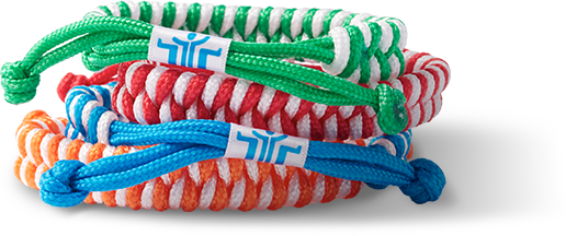 Tim Hortons Camp Day Bracelets