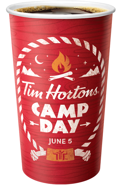 Tim Hortons Camp Day Cup