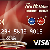 Double Double® Visa card