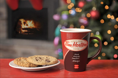 """Tim hortons u. S. On twitter: """"hi. Our collector's mugs are only."""