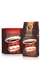 Tims coffee at home