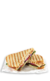 Grilled Panini & Sandwiches