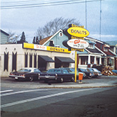 The first store in Hamilton circa 1964