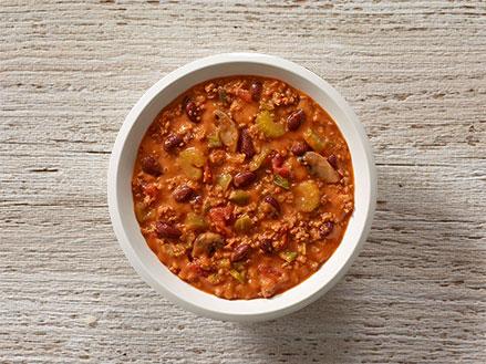 Delicious Soup Prepared Daily