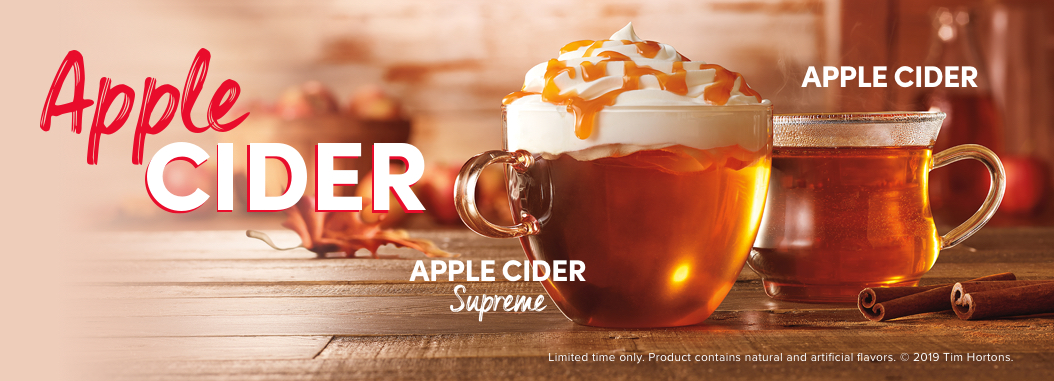 Apple Cider.
